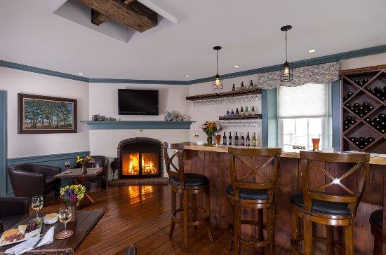 Weathered Vineyards Wine Tasting Room