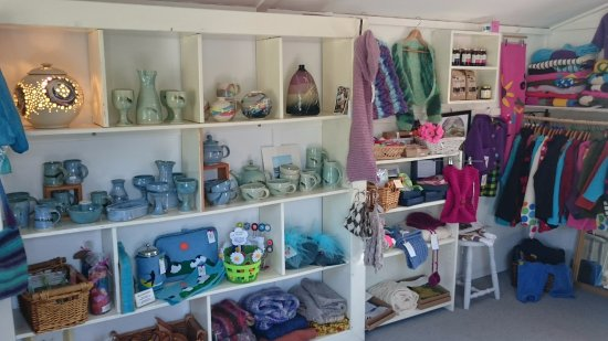 Achill Island, Ireland: Featuring Craft from Co Mayo, amongst them Roger Harley Pottery