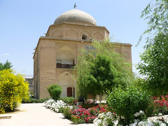 Bibi Dokhtaran Mausoleum