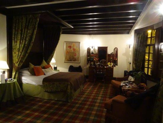 Brig O Doon Hotel: Fabulous room