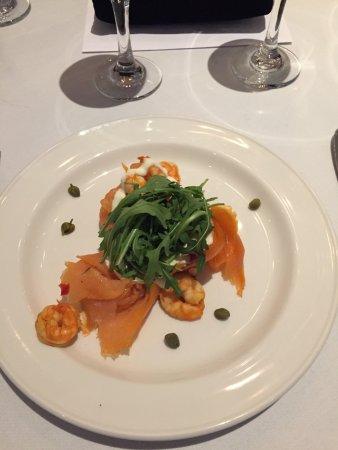 Glanmire, Irlandia: Smoked Salmon Main
