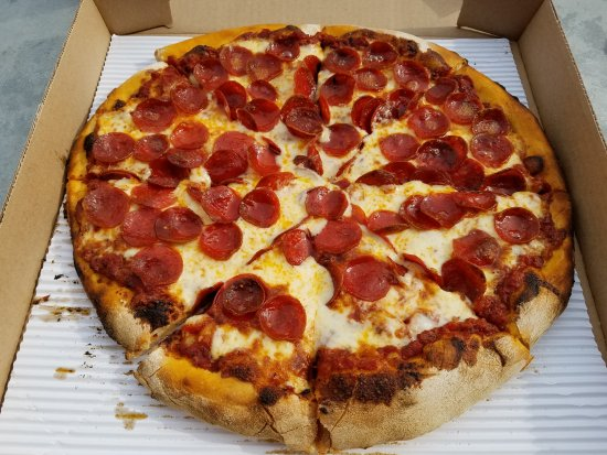 Reynoldsburg, Οχάιο: The BEST pizza you can find around Columbus