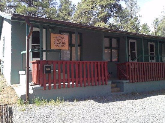 Entrance - Picture of West Street Inn, Ruidoso - Tripadvisor