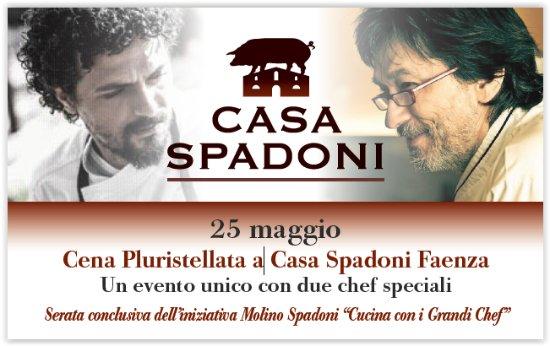 Eventi a Casa Spadoni Faenza