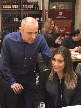 Miss Italia a Casa Spadoni Faenza