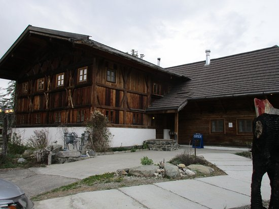 Kimberley, Canadá: The Old Bauernhaus
