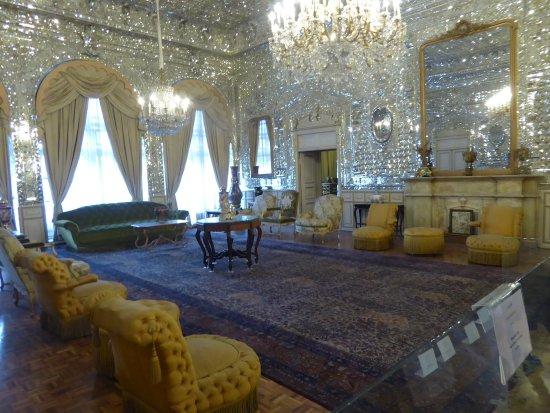 Foto de palacio de golest n tehran uno dei saloni for Saloni interni