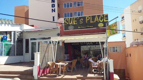 Sues Place
