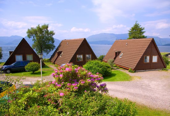 Loch Linnhe Waterfront Lodges