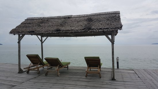 Telunas Beach Resort: 20170510_131224_large.jpg