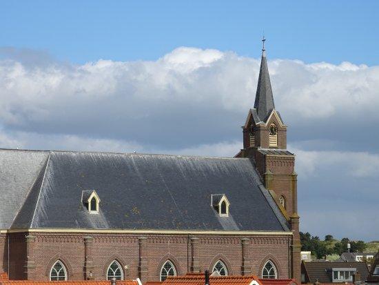 Sint Agnes-kerk Egmond aan Zee(mei 2017)