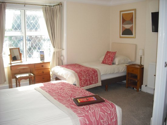 Woodstock Guest House : Room 2