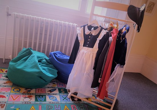 Littlehampton, UK: Come along and try on our historical costumes!