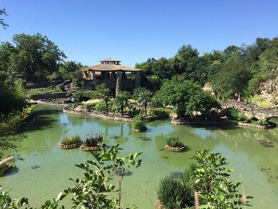 Picture Of Japanese Tea Gardens San Antonio
