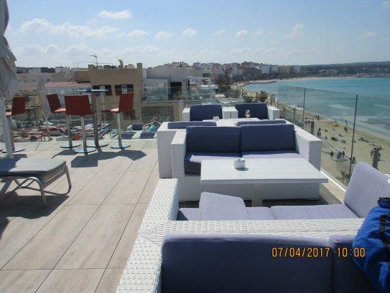 Hotel Hispania Mallorca Lage Ballermann