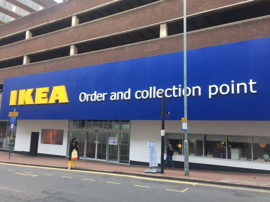 ikea birmingham central order collection point restaurant reviews photos tripadvisor. Black Bedroom Furniture Sets. Home Design Ideas