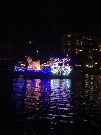 North Palm Beach Christmas Boat Parade
