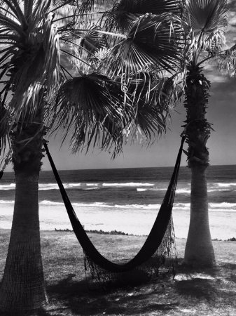 Cerritos Surf Town: Relax in your hammock with the lull of the waves of the beach