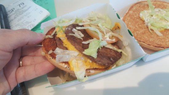 burger mc do sausheim