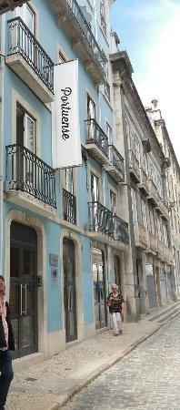 Hotel Portuense Photo