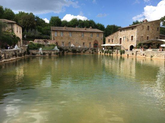 Picture of terme bagno vignoni bagno vignoni - Bagno vignoni tripadvisor ...