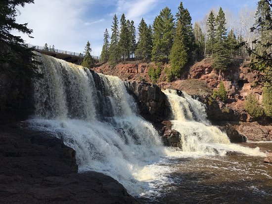 Gooseberry Falls State Park: photo0.jpg