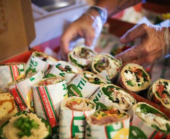 Hammond, Луизиана: catering