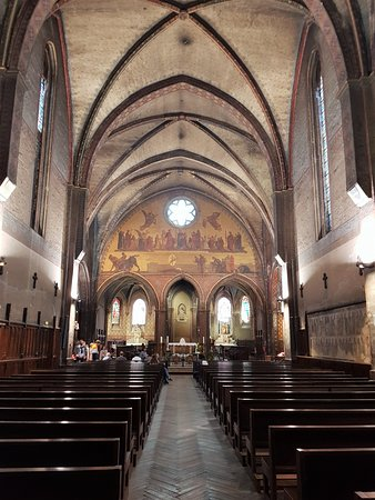 le coeur picture of eglise notre dame du taur toulouse tripadvisor. Black Bedroom Furniture Sets. Home Design Ideas