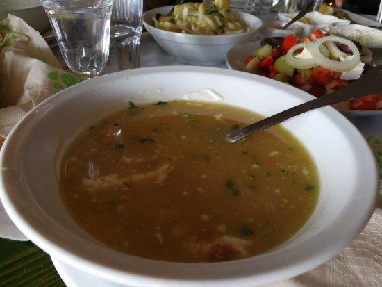 Reka: Veal soup