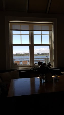 Stonington, CT: View from inside