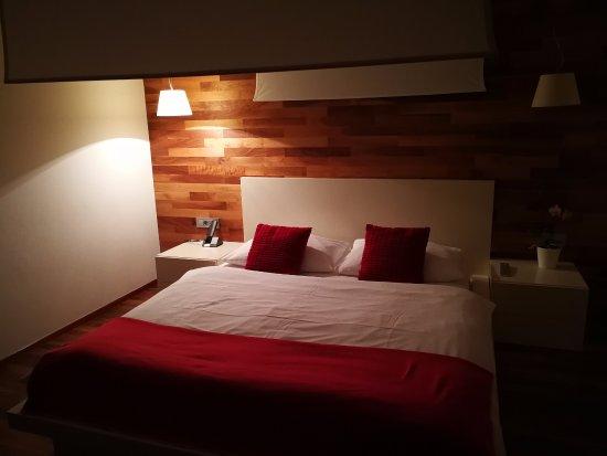 Verzej, سلوفينيا: Cosy bed!