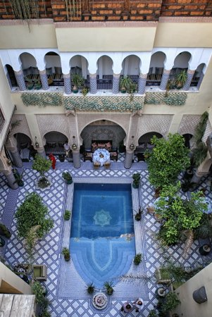 Riad Salam Fes: View from the roof