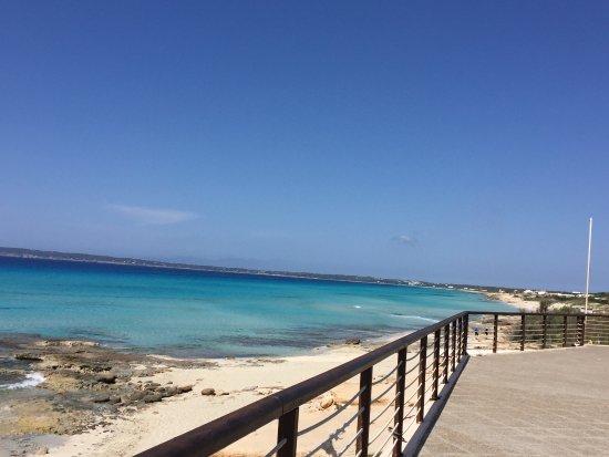 Navegar en Formentera