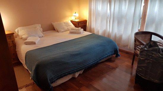 Hosteria El Pilar: room