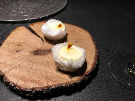 La Vall de Bianya, Ισπανία: Dessert