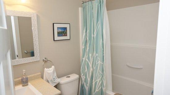 Chemainus, Kanada: Washroom