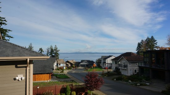 Chemainus, Canada: View from the Deck