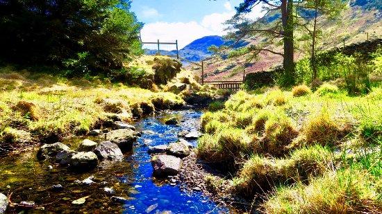 Little Langdale, UK: Pleasant walk