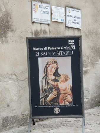 Museo di Palazzo Orsini Photo