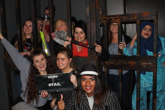 Abduction Escape Room Leeds