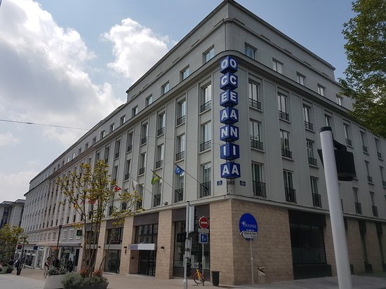 Hotel Oceania Brest Centre: 20170503_150514_large.jpg