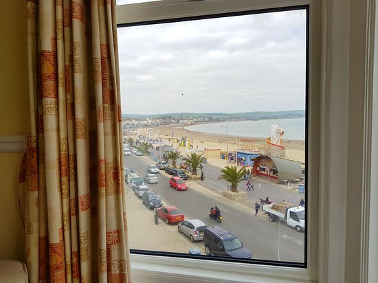 Bay View Hotel Weymouth: 20170507_141902_large.jpg