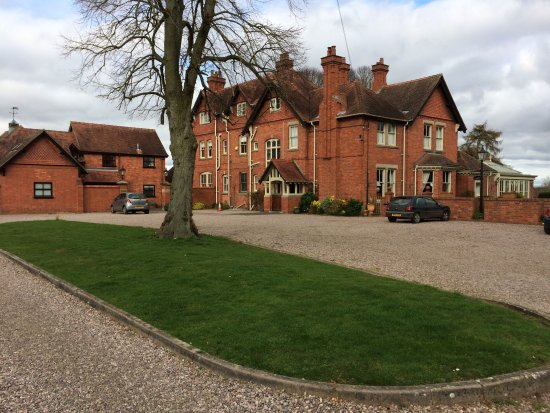 Worfield, UK: A beautiful hotel