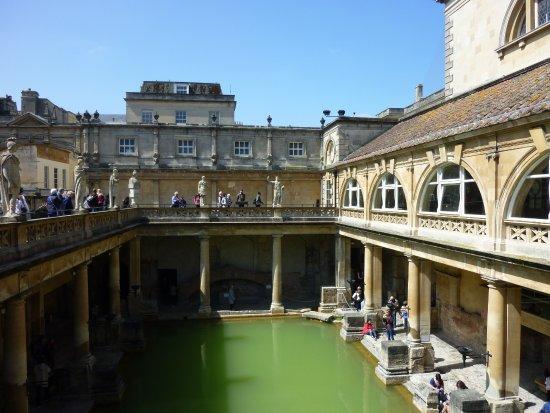 International Friends: Roman site at Bath