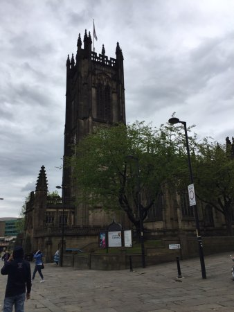 Manchester Cathedral: photo0.jpg