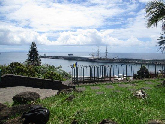 Santa Catarina Park : Views across to the marina
