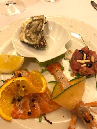 Magione, Włochy: Una parte dei 3 antipasti 😋