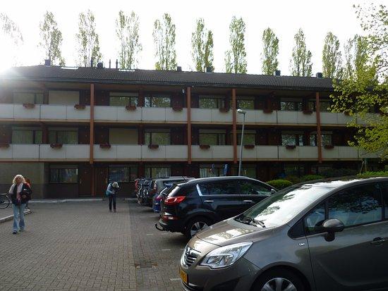 Goutum, Paesi Bassi: Ubytovací část hotelu