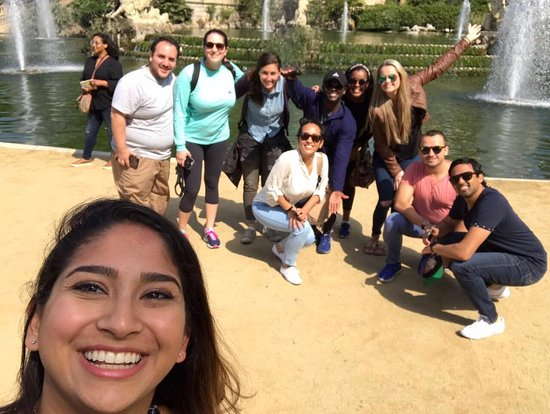 Excursions Barcelona : THE BEST GROUP EVER!