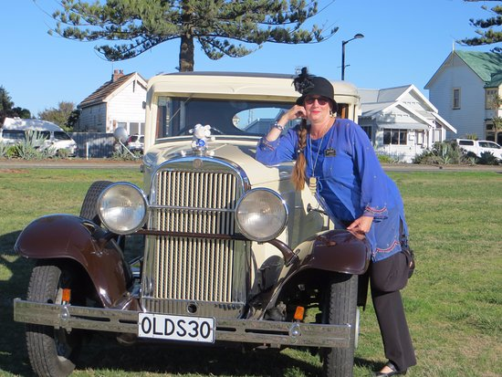 Hooters Vintage and Classic Vehicle Hire Ltd: Hooters Vintage &Classic Vehicle Hire, Napier, NZ